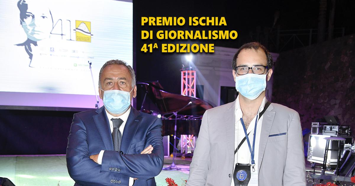 Premio Ischia di Giornalismo 2020